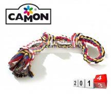 Camon fogtisztító kötél csont játék kutyáknak 60cm (A966)