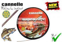 CANNELLE SUPRAFLEX 7x7 szálas köthető harapásálló előkezsinór 12kg 5m  (756-5)