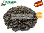 Tigrismogyoró FEKETE NAGY - TIGERNUTS BLACK LARGE (Chufa nero) 12,5kg NEW - vákum csomagolt