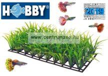HOBBY Műnövény Plant Mat 3 - szőnyeg aljzat műnövény akváriumba 12,5x25cm (D41534)