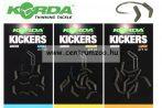 Korda Green Kickers Large - kötésvédő  és horogbefordító 10db (KICK03)