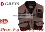 Greys Strata Fly Fishing Vest Large méretben (GCSV030) (1325758)