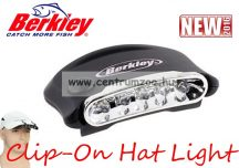 Berkley Clip-On Hat Light Premium LED baseball sapka-lámpa (1292850)