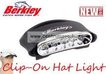 fejlámpa Berkley Clip-On Hat Light Premium LED baseball sapka-lámpa (1292850)