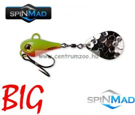 SpinMad Tail Spinner gyilkos wobbler  BIG 4g 1203