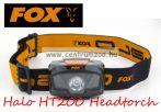FOX Halo HT200 Headtorch PRÉMIUM LED FEJLÁMPA  (CEI161)