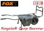 FOX Royale® Carp Barrow with barrow Bag bojlis, versenyládás talicska (CTR009)
