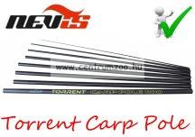 Nevis Torrent Carp Pole Top Szett 4. tag (1310-113)