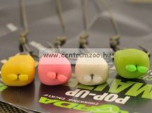 Korda Pop-Up Corn Fruity Squid Pink MŰ KUKORICA  (KPB14)