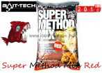 Bait-Tech Super Method Mix Red 2kg etető anyag (2501420)