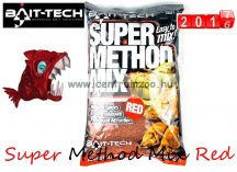 Bait-Tech Super Method Mix Red 2kg etető anyag (2501420)