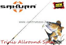 Sakura TRINIS ALLROUND SPIN 661H 1,98m 10-40g 1rész pergető bot (SAPRE800866)