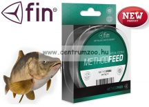 fin Method FEED 300m 0,18mm 6,6lbs szürke feederes zsinór (500640418)