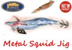 Lineaeffe Super Attractive Metal Squid Jig COLAB-7 tengeri műcsali 7,5cm (5079632) -VÍZTÜKÖR KÉK