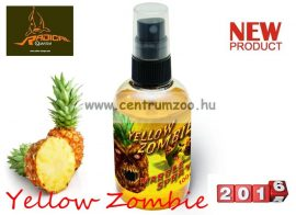 Radical Carp Marble Spray Yellow Zombie 100ml ananász spray aroma (3949026)