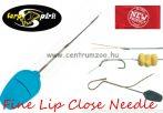 fűzőtű - Carp Spirit Fine Lip Close Needle fűzőtű  csalikhoz (ACS010265)