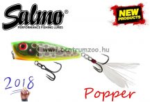 Salmo FURY POP FLOATING - 7cm wobbler - FP7 HORNY TOAD (QFP005)
