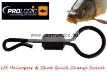 Prologic LM Helicopter & Chod Quick Change Swivel 15pcs forgó (49931)