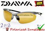 Daiwa Polarized Sunglasses - AMBER LENS 2018 NEW modell (DTPSG8)(209285)