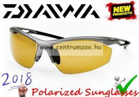 Daiwa Polarized Sunglasses - AMBER LENS 2019 NEW modell (DTPSG8)(209285)