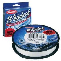 Berkley Whiplash Crystal Pro NEW 270méter 0.12mm áttetsző 16,7kg fonott