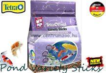 Tetra Pond Variety Sticks 7liter tavi haltáp (169920) -gazdaságos kiszerelés