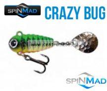 SpinMad Blade Baits gyilkos wobbler CRAZY BUG 6g  2505