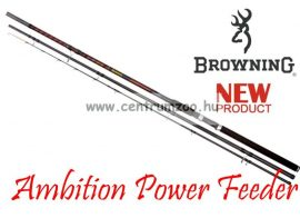 Browning Ambition Feeder Class M 3,30m 90g feeder bot (1848330)