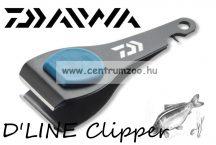 DAIWA D'LINE Clipper - Premium olló 6cm - zsinórokhoz  (15803-080)