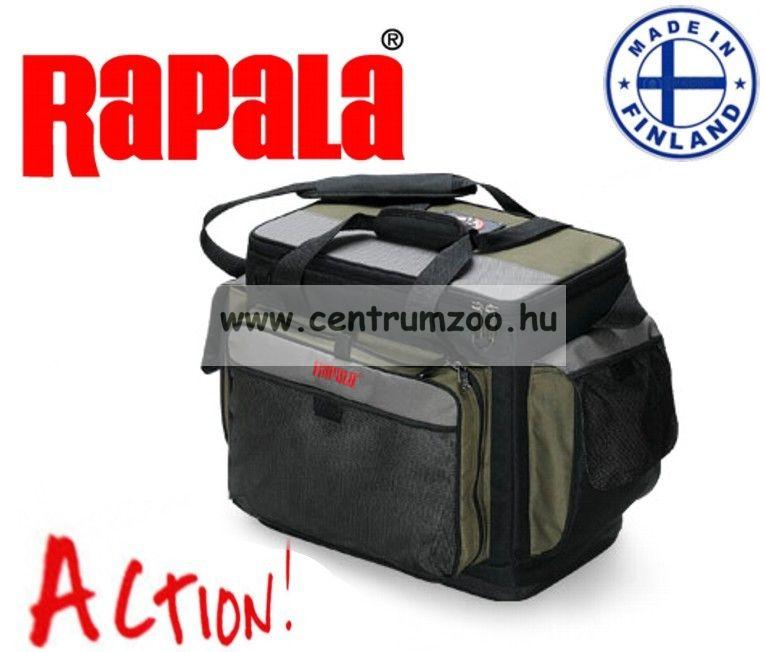 Rapala táska Limited Series Tackle bag magnum táska (zöld) 46015-1 ... 356b998986