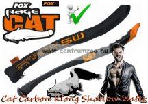 KUTTYOGATÓ Fox Rage Cat Carbon Klong Shallow Water minőségi kuttyogató - sekély vízre (BAC030)