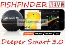 Deeper Smart Fishfinder 3.0.halradar (5351500) NEW