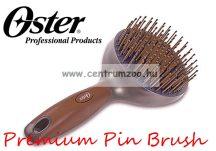 Oster® Premium Pin Brush szőrápoló kefe (82472)