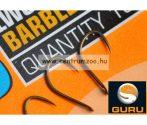 GURU LWG SPADE END Hook horog 16-es méret (GLWGS16)