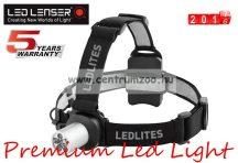 fejlámpa  LED LENSER E41-7041 Led fejlámpa 3xAAA 80lm
