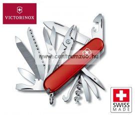 Victorinox Handyman Red zsebkés, multifunkcionális svájci bicska  1.3773