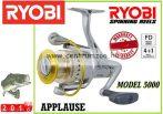 Ryobi Applause 5000 4cs TM elsőfékes orsó (VB22101-500)