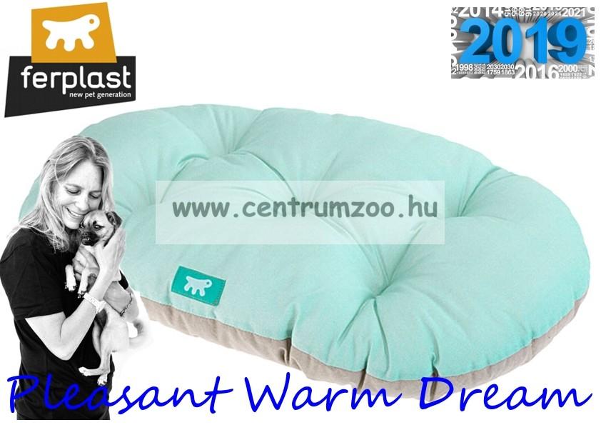 Ferplast Relax 65 6 Pleasant Warm Dream Blue pamut kutyapárna Siesta  fekhelybe - kék 7017f4ca48