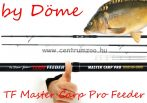 By Döme TEAM FEEDER Master Carp Pro 390 MH 30-90gr (1844-390) feeder bot