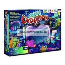 World Alive Aqua Dragons rák nevelde - Vízalatti Élővilág LED Világítással (4003)