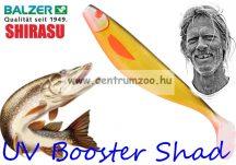 Shirasu UV Booster gumihal 10cm (13747010) Amber