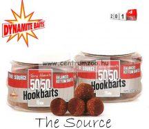 Dynamite Baits Pop-Up 50/50 The Source Hook bojli (DY760 DY761)