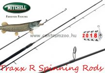 Mitchell Traxx R 242 240cm 10-35g  MH Spin pergető bot (1446278)