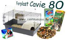 Ferplast Cavie 80 MEGA PACK tengerimalac, nyúl, sün ketrec