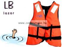 LB LAZAR CE minőségi mentőmellény 70-90kg  (EN 395 ISO 12402-4)