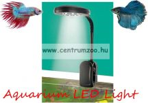 Penn Plax Desktop Nano Clip-On LIGHT LED (8 égővel) akvárium világítás (075063)