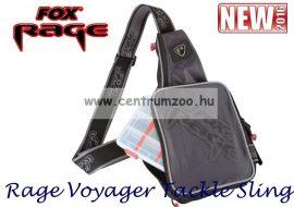 Fox Rage Voyager Tackle Sling & 1 box pergető horgásztáska  32 x 28 x 9 cm (NLU031)