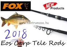 FOX Eos Rod 12FT 3lb Telescopic teleszkópos bojlis bot (CRD256)