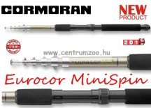 CORMORAN Eurocor Tele Jet Minispin 2,72m teleszkópos bot (27-53272)