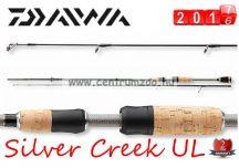 Daiwa Silver Creek UL Spin 2,35m  3-14g  pergető bot (11430-230)